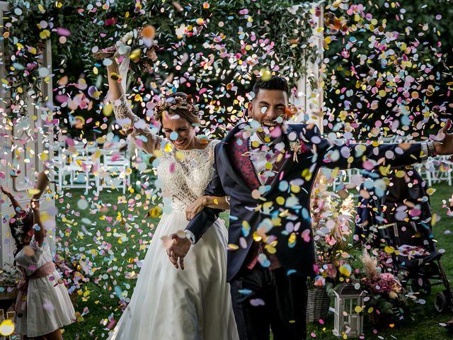 La boda de Yaiza y Luis en Bellpuig, Lleida 42