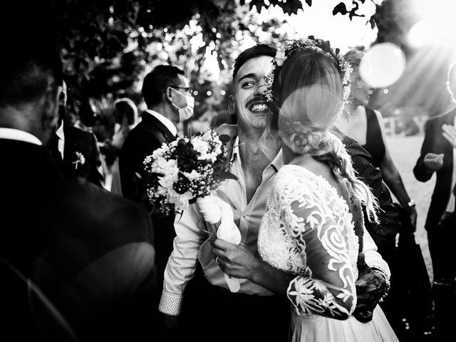 La boda de Yaiza y Luis en Bellpuig, Lleida 44