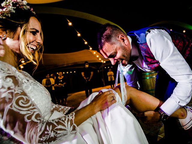 La boda de Yaiza y Luis en Bellpuig, Lleida 69