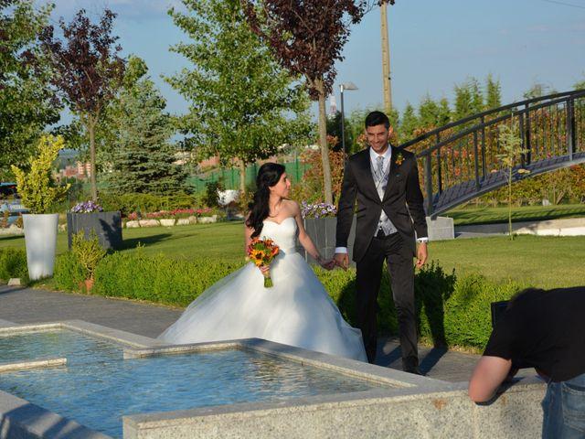 La boda de Sergio y Sheyla en Zamora, Zamora 4