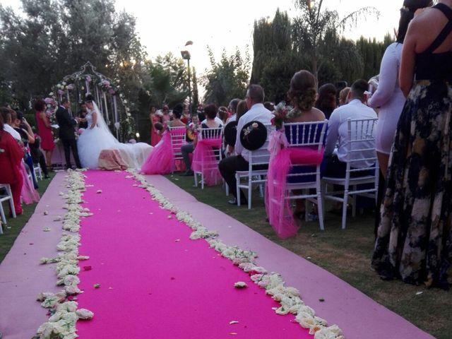 La boda de Jonathan y Mari Carmen en Murcia, Murcia 1