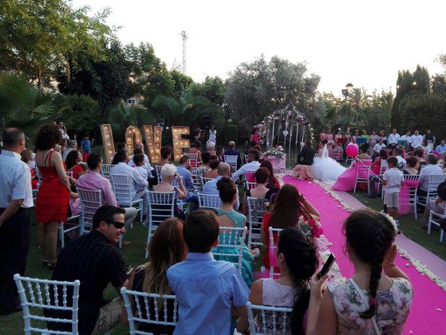 La boda de Jonathan y Mari Carmen en Murcia, Murcia 8