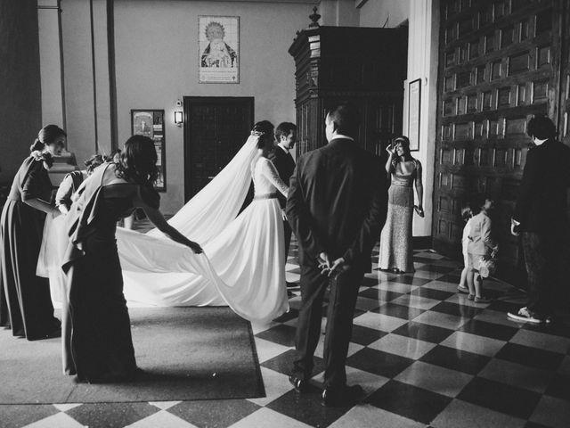 La boda de Luis y Alba en Zaragoza, Zaragoza 25