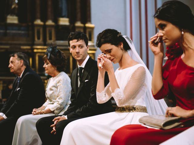 La boda de Luis y Alba en Zaragoza, Zaragoza 29