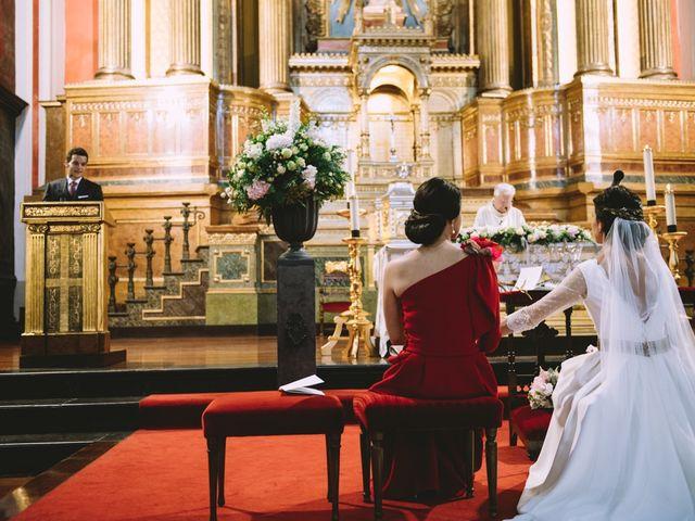 La boda de Luis y Alba en Zaragoza, Zaragoza 30