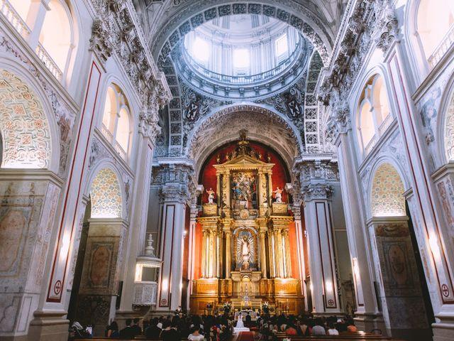 La boda de Luis y Alba en Zaragoza, Zaragoza 34