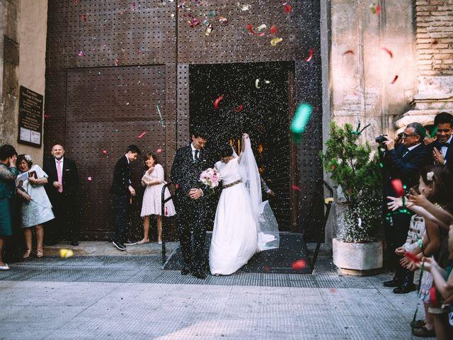 La boda de Luis y Alba en Zaragoza, Zaragoza 37