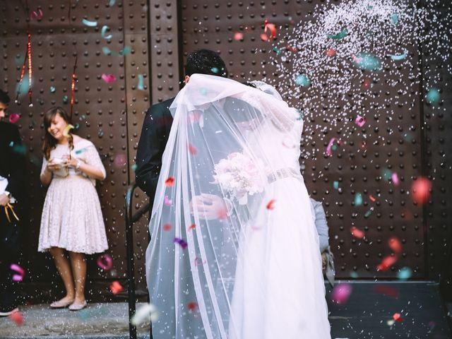 La boda de Luis y Alba en Zaragoza, Zaragoza 38