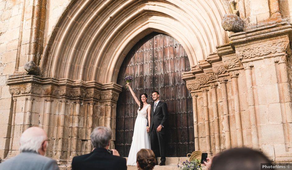 La boda de Iván y Maria en Trujillo, Cáceres