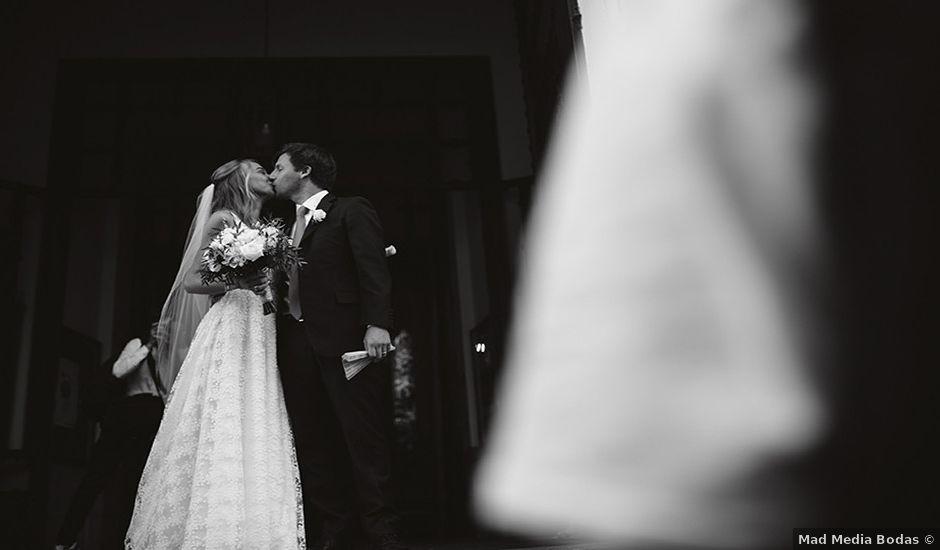 La boda de Rodolphe y Charlotte en Soto De Viñuelas, Madrid