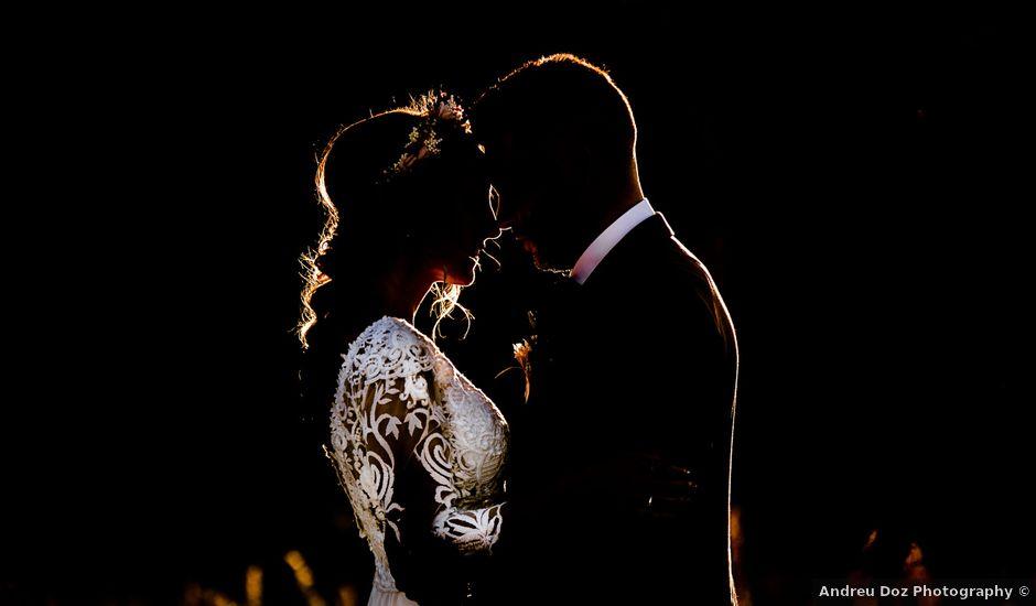 La boda de Yaiza y Luis en Bellpuig, Lleida