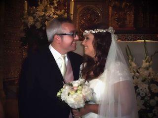 La boda de Cristina y Sebastián