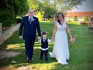 La boda de David y Alba