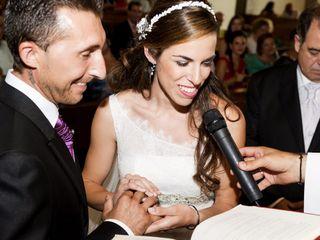 La boda de Virginia y Antonio 1