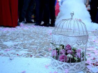 La boda de Monica y Sergio 1
