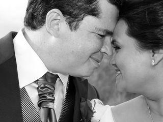 La boda de Enrique y Zoe