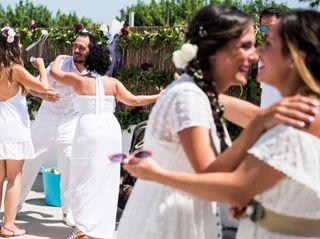 La boda de Sara y Pau 2