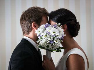La boda de Alicia y Guille