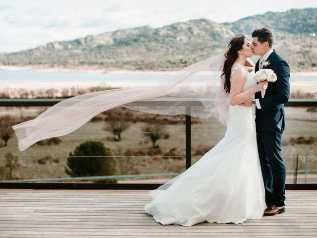 La boda de Leyla y Facu