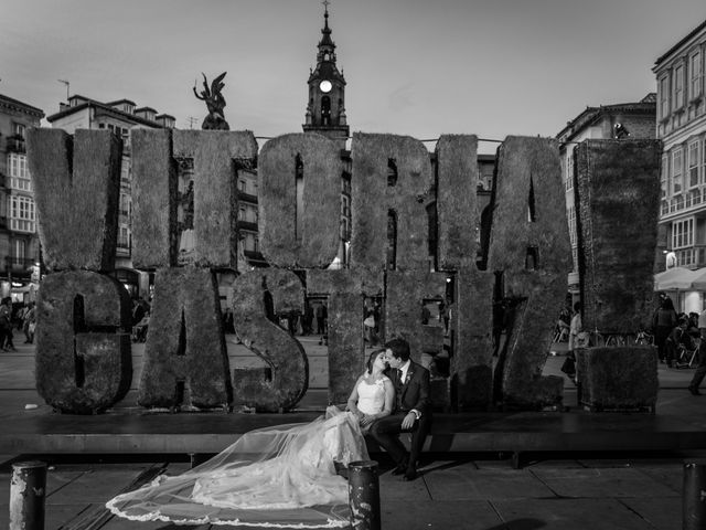 La boda de Javier y Sonia en Vitoria-gasteiz, Álava 13