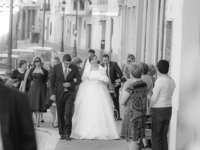 La boda de Mariano y Anna en Bétera, Valencia 13