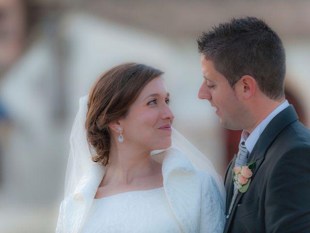 La boda de Anna y Mariano