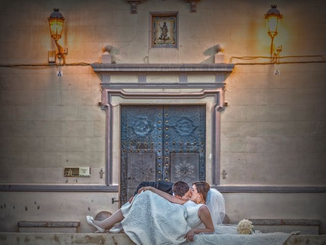 La boda de Mariano y Anna en Bétera, Valencia 18