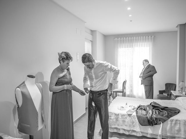 La boda de Mariano y Anna en Bétera, Valencia 22