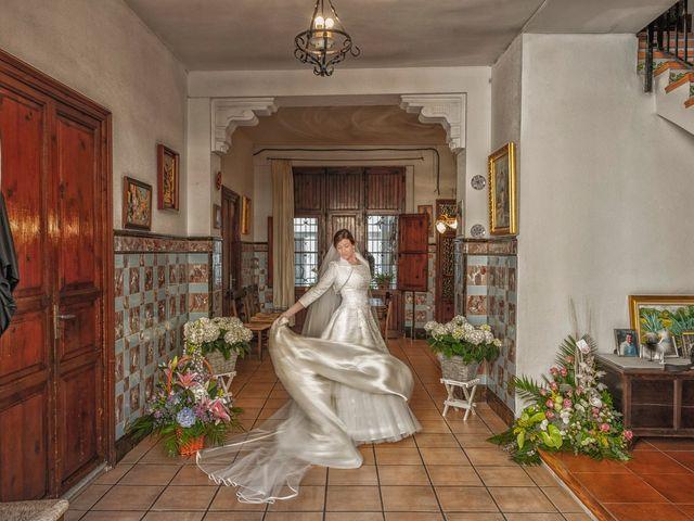 La boda de Mariano y Anna en Bétera, Valencia 28