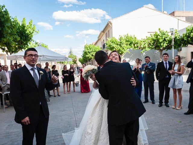 La boda de Mariano y Anna en Bétera, Valencia 29