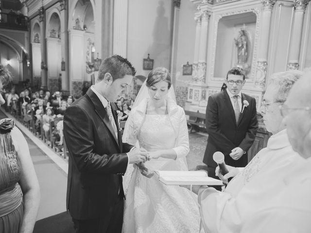 La boda de Mariano y Anna en Bétera, Valencia 30