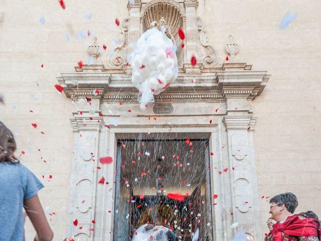 La boda de Mariano y Anna en Bétera, Valencia 31