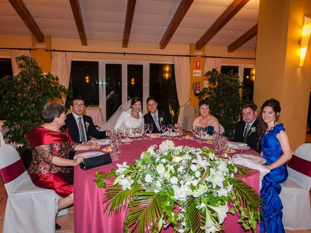 La boda de Mariano y Anna en Bétera, Valencia 33