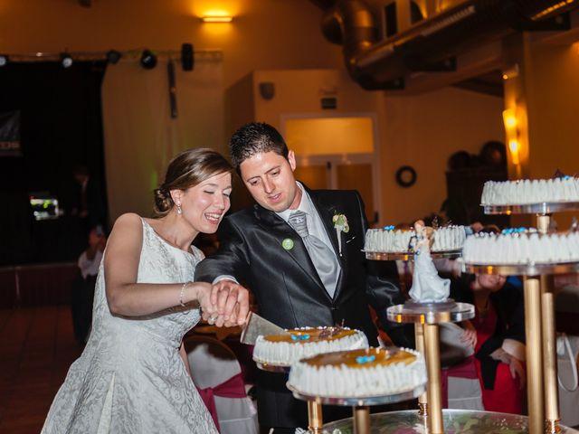La boda de Mariano y Anna en Bétera, Valencia 34