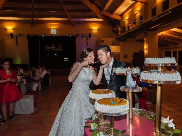 La boda de Mariano y Anna en Bétera, Valencia 35