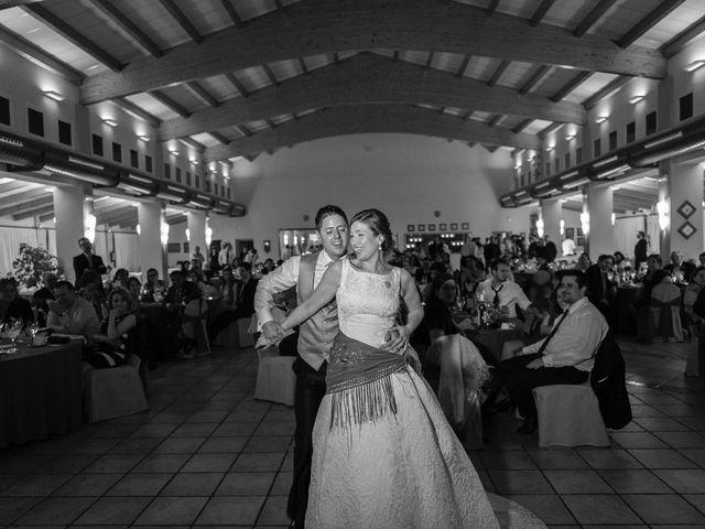 La boda de Mariano y Anna en Bétera, Valencia 37