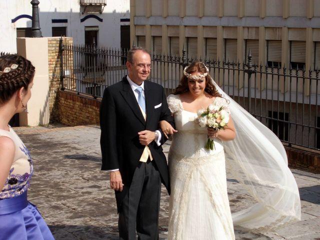 La boda de Sebastián y Cristina en Huelva, Huelva 8