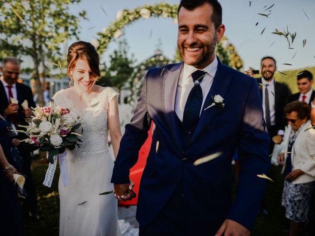 La boda de Ele y Jose