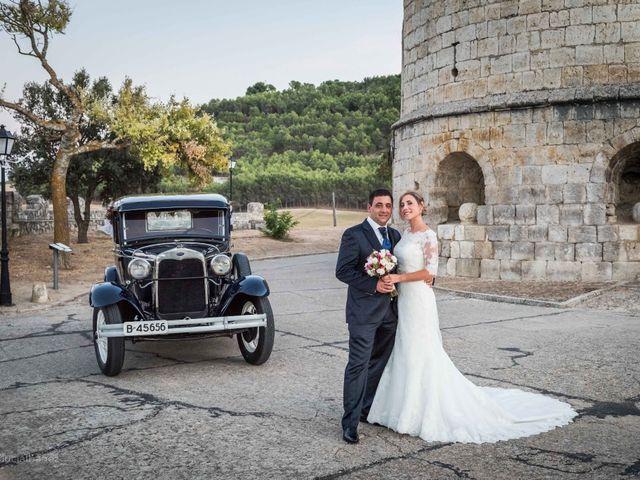 La boda de Victor y María en Piña De Campos, Palencia 20