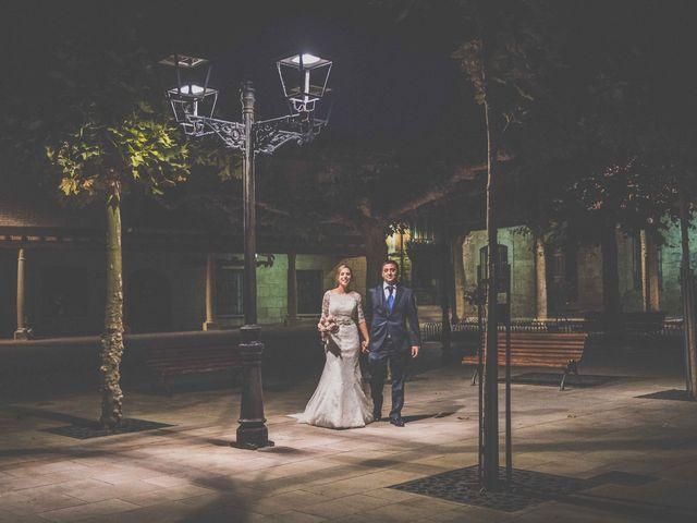 La boda de Victor y María en Piña De Campos, Palencia 21