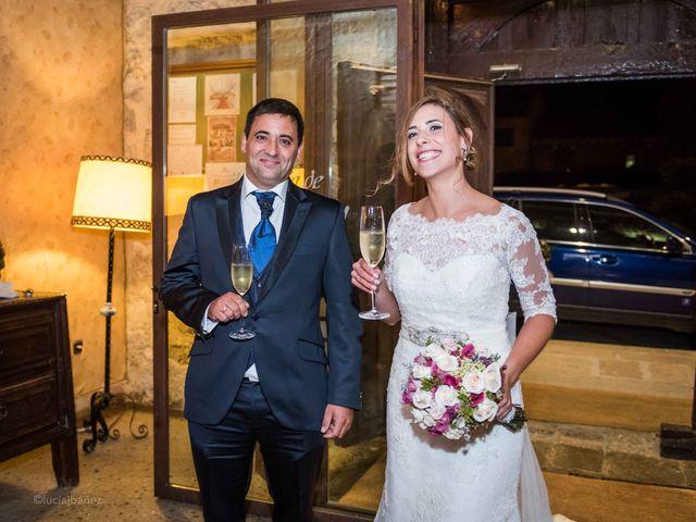 La boda de Victor y María en Piña De Campos, Palencia 22