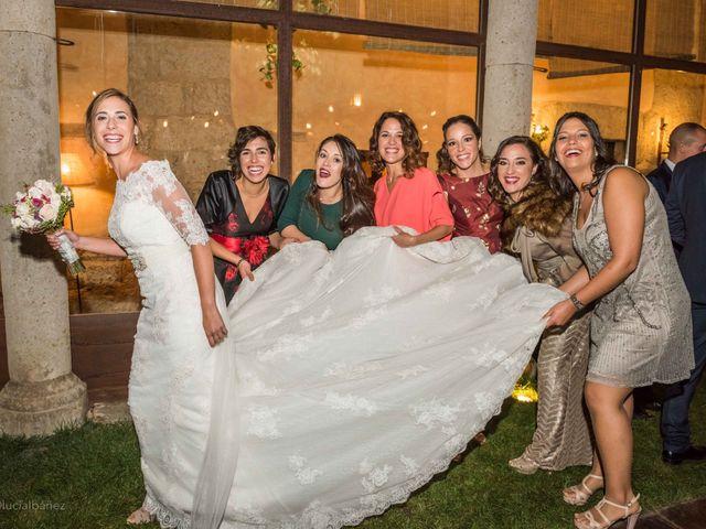 La boda de Victor y María en Piña De Campos, Palencia 23