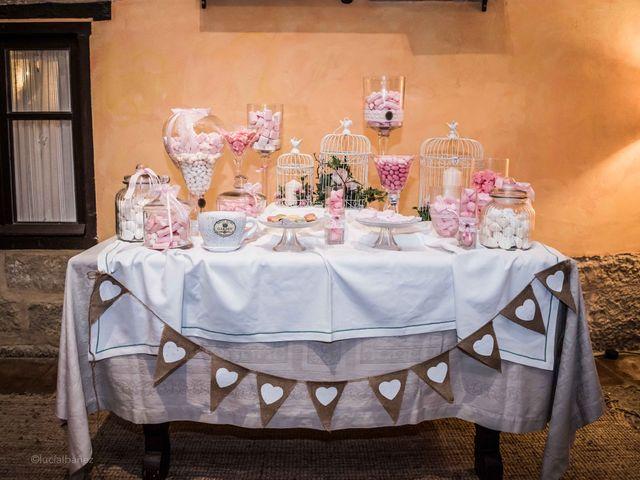 La boda de Victor y María en Piña De Campos, Palencia 31