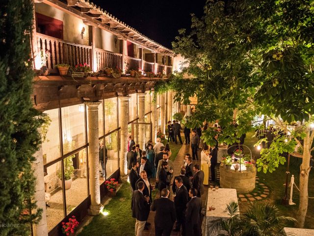 La boda de Victor y María en Piña De Campos, Palencia 32
