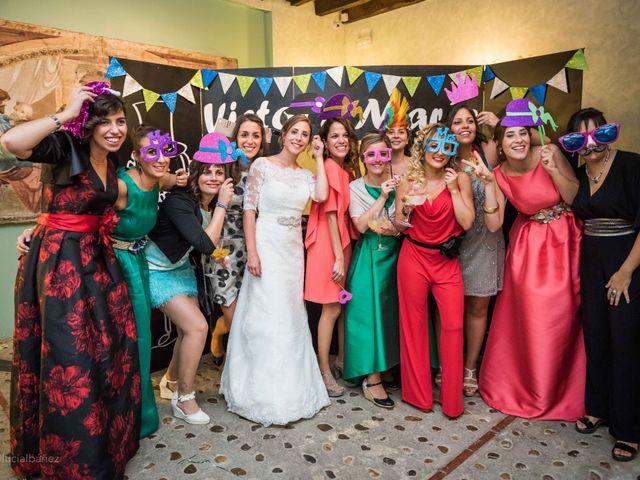 La boda de Victor y María en Piña De Campos, Palencia 34