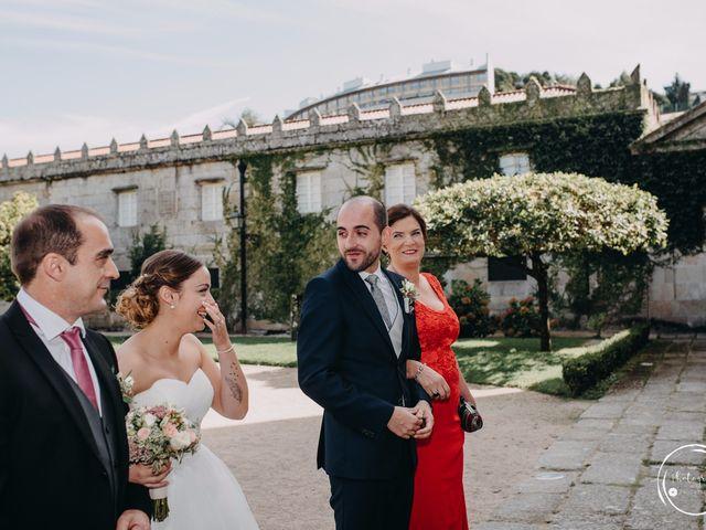 La boda de André y Aldara en Vigo, Pontevedra 30
