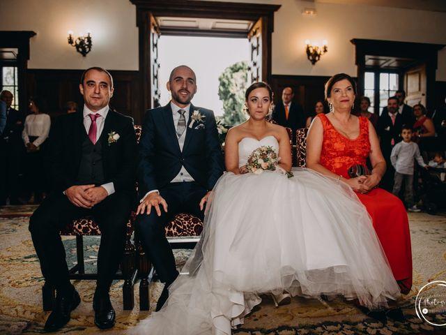 La boda de André y Aldara en Vigo, Pontevedra 32