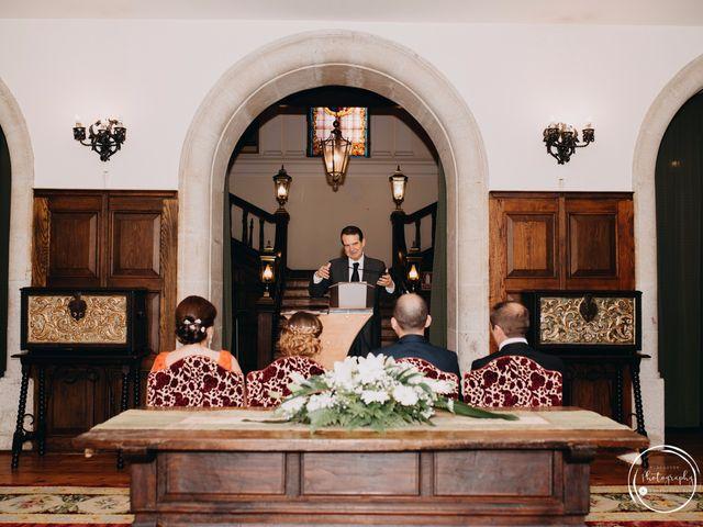 La boda de André y Aldara en Vigo, Pontevedra 33