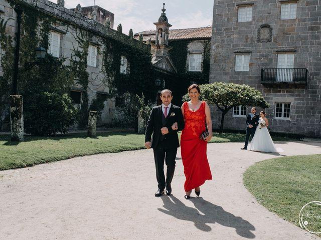 La boda de André y Aldara en Vigo, Pontevedra 44