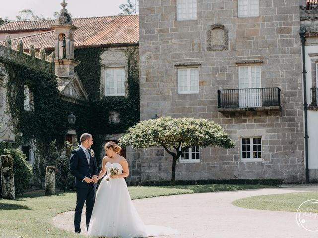 La boda de André y Aldara en Vigo, Pontevedra 45